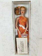 "Tonner Effanbee Brenda Starr Maharaja's Ball 16"" Dressed Fashion Doll 2003"