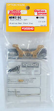 Kyosho Mini Z MBW016G Aluminum Rear Shock Stay (Gold)