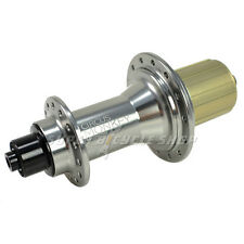 Circus Monkey HRW Road Rear Hub,24 Hole, Dark Silver
