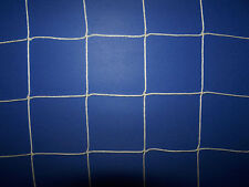 """8' x 2'  WHITE SQUARE MESH SOCCER IMPACT NET  4""""  #36 VOLLEYBALL BASKETBALL"""