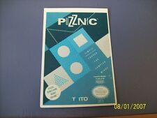 PUZZNIC NES 8 Bit Nintendo Vidpro Card
