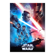 Topps STAR WARS THE RISE OF SKYWALKER - #ROSP-2 Exclusive Poster Trading Card