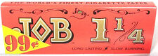24 Job Orange 1 1/4 Cigarette Rolling Papers (1.25 Size)