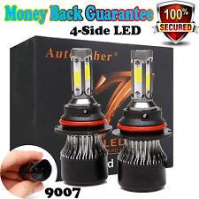 9007 LED Headlights Bulbs for Volkswagen Jetta 2000-2005 VW Jetta City 2007-2009