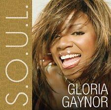 Gloria Gaynor - S.o.u.l - New Factory Sealed CD