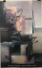 FINE ART LITHOGRAPH: Laurie Fields - Tangent - 24 X 37