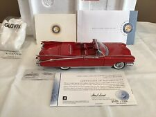 New ListingFranklin Mint 1959 Cadillac Eldorado Biarritz Limited Edition 625/1500