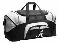 Alabama Crimson Tide Gym Bag University of Alabama Duffel Overnighter