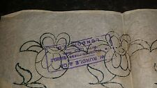Rundle & Co London EC transfers embroidery patterns Victorian Edwardian see pics