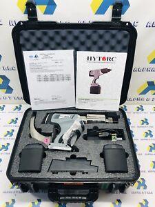 Hytorc BTM-3000 36V Lithium Electric Torque Gun Kit - Calibration Due 3.1.2021