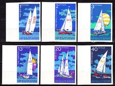 Bulgaria - 1973 Sailing / Boats - Mi. 2294-99 MNH
