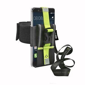 "SBS Mobile/Smartphone Sportsband Multi-Function 4.5-6"" Armband/Neck/Buckle/Clip"