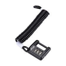 BBB Minisafe Curly BBL-52 Cable Bike Lock - 120cm x 3mm