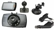 "Dash Cam Night Vision Car DVR 2.4"" LCD Camera UK G Sensor"