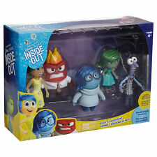 TOMY INTERNO OUT RILEY'S EMOTIONS 5 Figura Pack Sparkle RARA PLAY SET DISNEY GIOCATTOLO