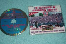 FC Bayern München Maxi-CD Andrew White We Are The Champions Once Again 3-tr. CD