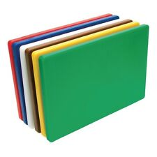 More details for extra thick professional catering chopping board colour coded cutting boards