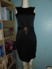 Lipsy Michelle Keegan Black Dress  - UK size 10
