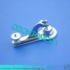 6 Gomco Circumcision Clamp Surgical Instruments 2.9 cm