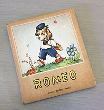 ROMEO EDITRICE PICCOLI ANNI 40-50 ILLUSTRAZIONI DI MARIAPIA