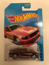 Hot Wheels 2014 SUPER Treasure Hunt '07 Ford Mustang Protecto