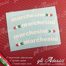 Adesivi Cerchi MARCHESINI + Bandierina Ducati