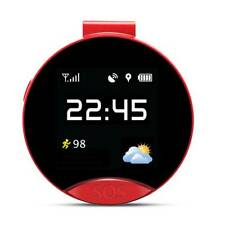 Modern GPS LBS Smart Pocket Watch SIM WIFI SOS Phone Call Tracker for Kid Elder
