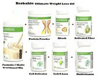 HERBALIFE ULTIMATE Weight Loss Program Kit