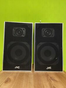 #1312 Pair of Rare JVC S-E2 Shelf Speakers