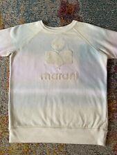 Isabel Marant Etoile Tie Dye Logo Sweater / Jumper