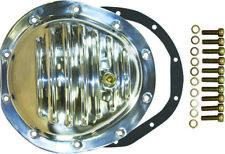 Chevy / GMC 4wd Front 10 Bolt Finned Polished Aluminium Differential Cover 77-91