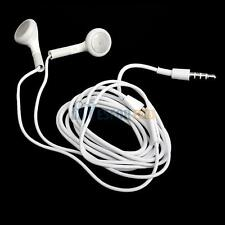Wholesale Lots 20 Earphone Headphone With Mic For iPhone 3G 4G 4S 3GS 3G Mp3 New
