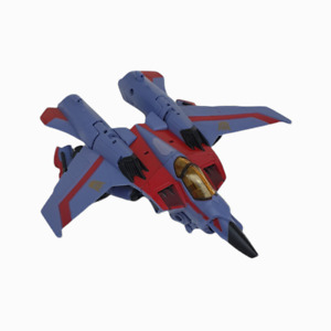 Transformers Animated: Voyager Class Starscream Action Figure - 2008
