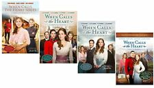 When Calls the Heart: TV Series Complete Seasons 1 2 3 4  1-4 DVD