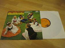 LP Lustige Musikanten aus Oberkrain Helmut Graetz Blegos Buam Vinyl Maritim