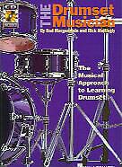 DRUMSET MUSICIAN Percussion Book & Audio