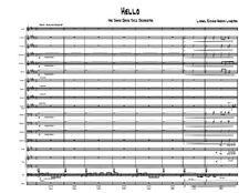 Hello - Lionel Richie - Jamie Davis orchestra - Vocal - Big Band Chart