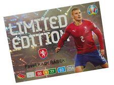 PANINI ADRENALYN XL EURO 2020 LIMITED EDITION PAVEL KADERABEK