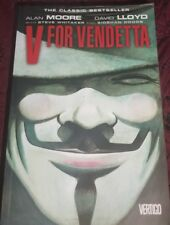 V for Vendetta by Alan Moore (2008, Paperback)
