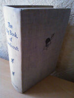 1st Ed, Vintage, The Big Book of Needlecraft, Odhams Press, 1930s [Rare Edition]
