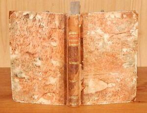 1807 WERTHER Opera di Sentimento del DOTTOR GOETHE Italian GAETANO GRASSI Trans
