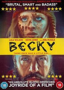 Becky DVD (2020)