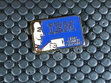 pins pin BADGE DIVERS COMPUTER IBM ZAMAC
