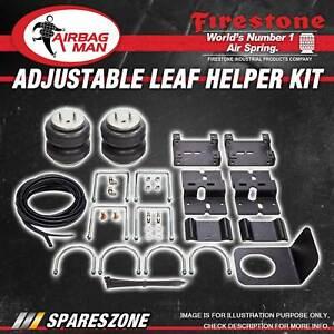 Airbag Man Air Bag Leaf Springs Helper Kit Rear for TRITON ME MF MG MH MJ MJ 4x2