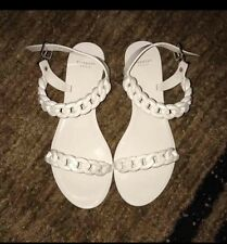Givenchy Jelly Sandals White
