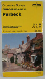 1996 OS Ordnance Survey Outdoor Leisure 1:25000 Map 14 Wye Valley Forest of Dean