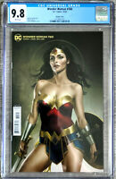 Wonder Woman #760 Joshua Middleton Variant Cover CGC 9.8 DC Comics