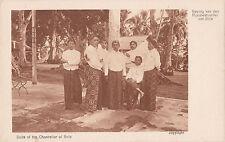 K 674 - Indonesia, JAVA SOLO, Suite of the Chancellor, ungelaufen