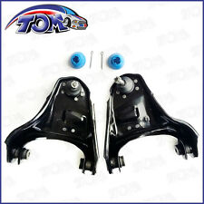 BRAND NEW 2 PC FRONT UPPER CONTROL ARMS FOR CHEVY GMC BLAZER JIMMY SONOMA S10