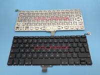 """For Apple Macbook Pro 13"""" A1278 2011 2012 Fits 2009 2010 UK Keyboard Big Enter"""